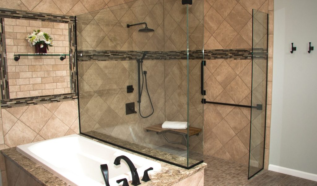 aging in place bathroom design st. louis