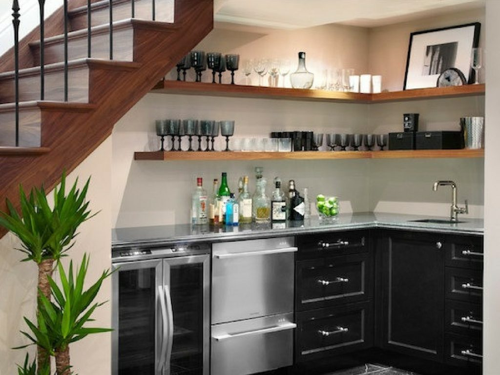 Cost To Remodel A Kitchen: Where The Fun Is: Basement Wet Bar Ideas In St. Louis