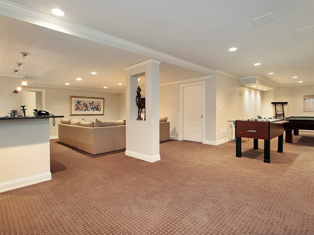 basement remodeling tips st. louis
