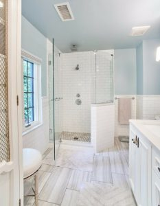 creating a spa like bathroom st. louis