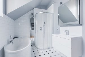 replace tub with walk in shower st. louis