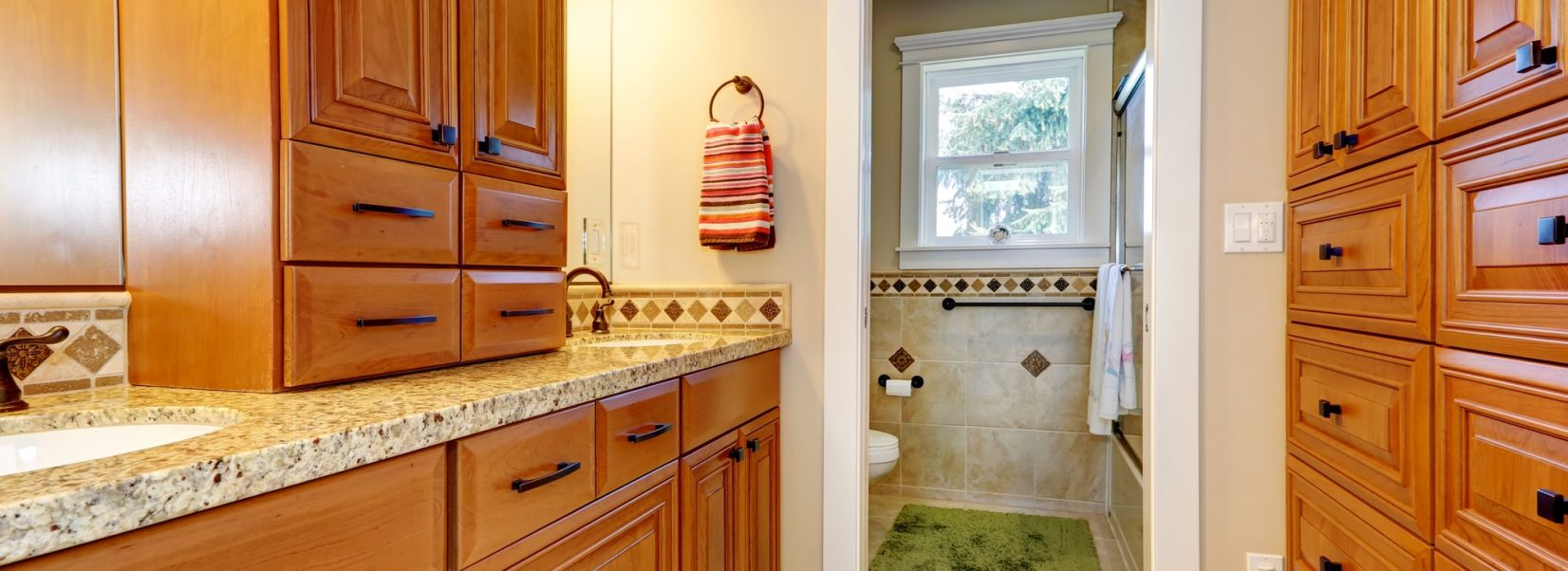Choosing Hardware How To Get A Handle On Your Bathroom Cabinets