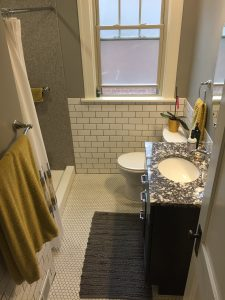 bathroom design grey st. louis