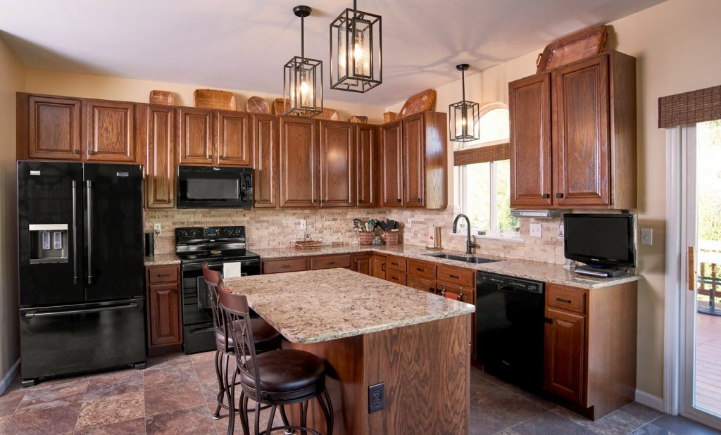 kitchen and master bath st. louis mo