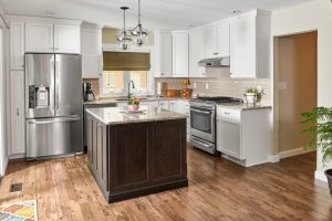 kitchen design white st. louis mo