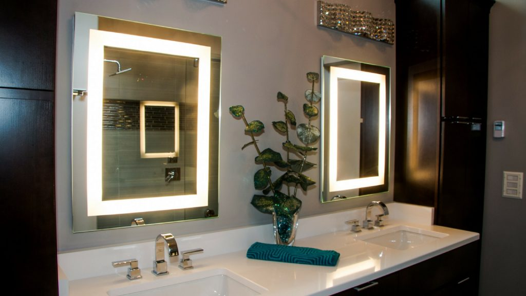 luxury bathroom design st. louis