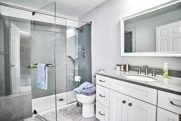 Reaching The Greatest Basement Bathroom Remodel Concepts Our Bathroom Remodeling Process