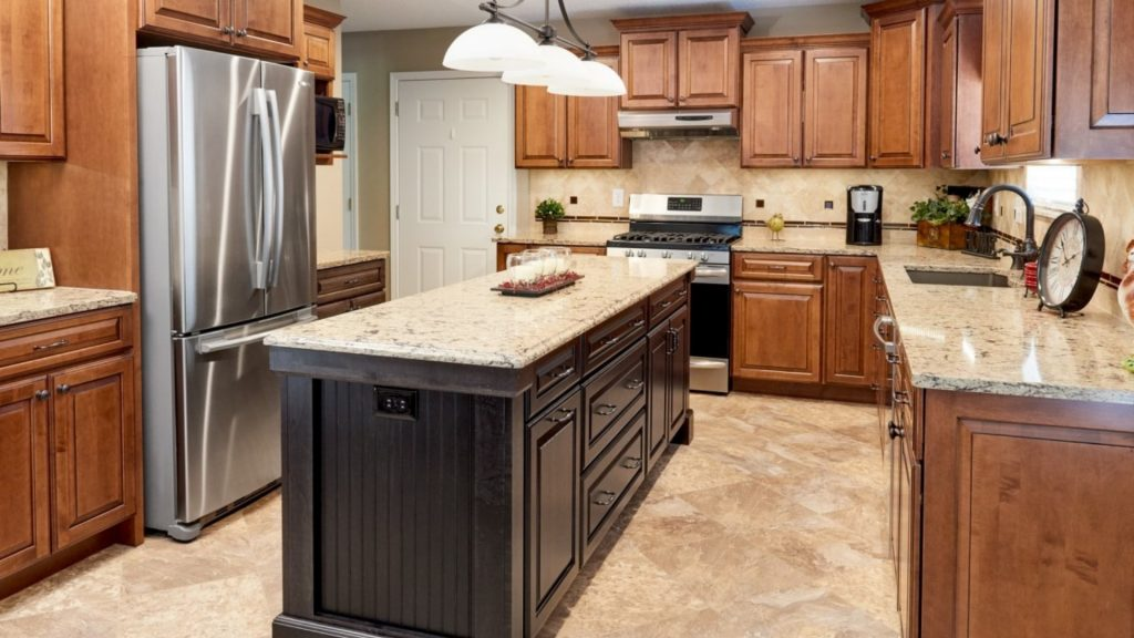 average cost of a kitchen remodel in St. Louis