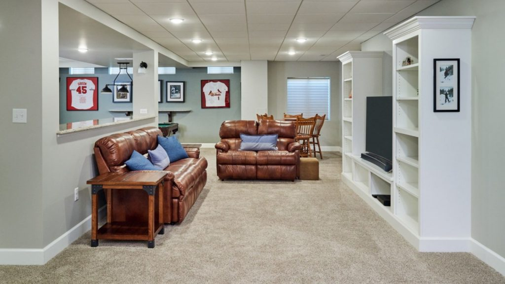 pros and cons of a finished basement