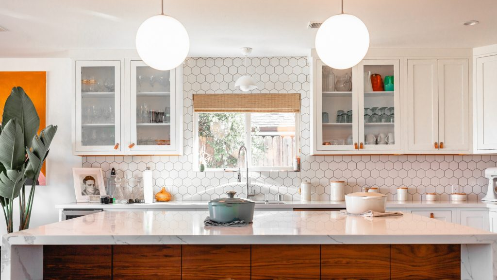 led lighting design for kitchens