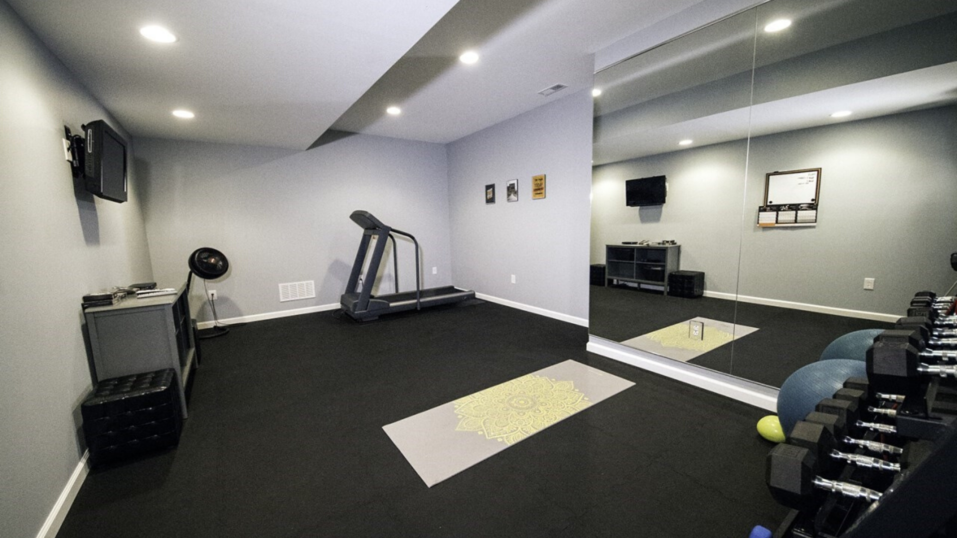 remodeling for an active lifestyle