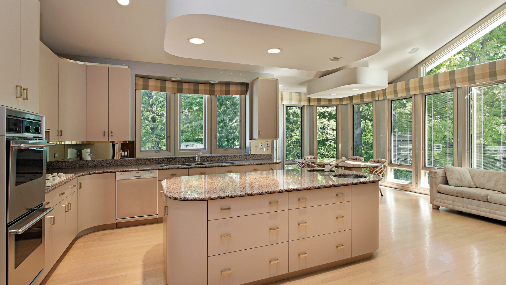 mcdermott art deco kitchen design