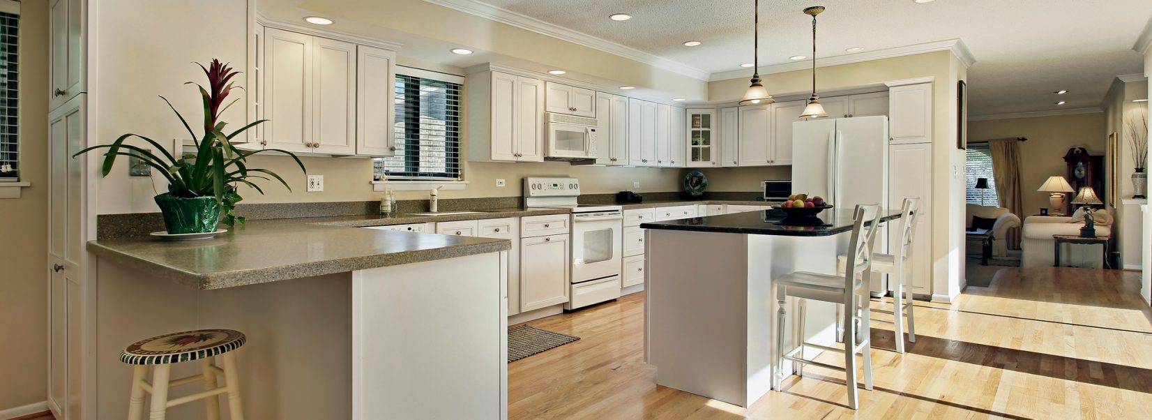 Soffits For Your St Louis Kitchen Cabinets