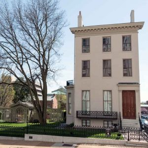historic homes in st louis