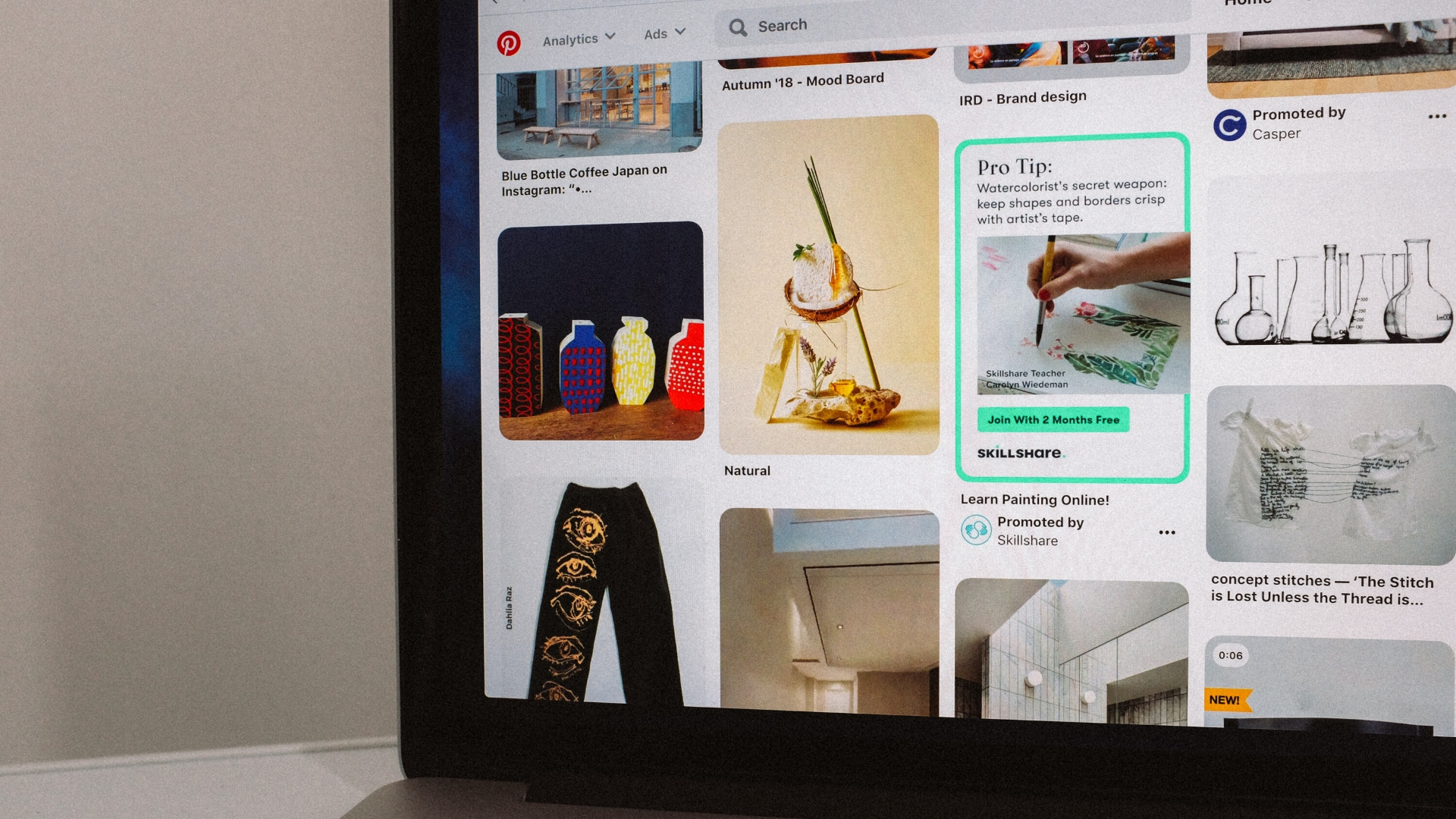 using pinterest to create your kitchen design moodboard