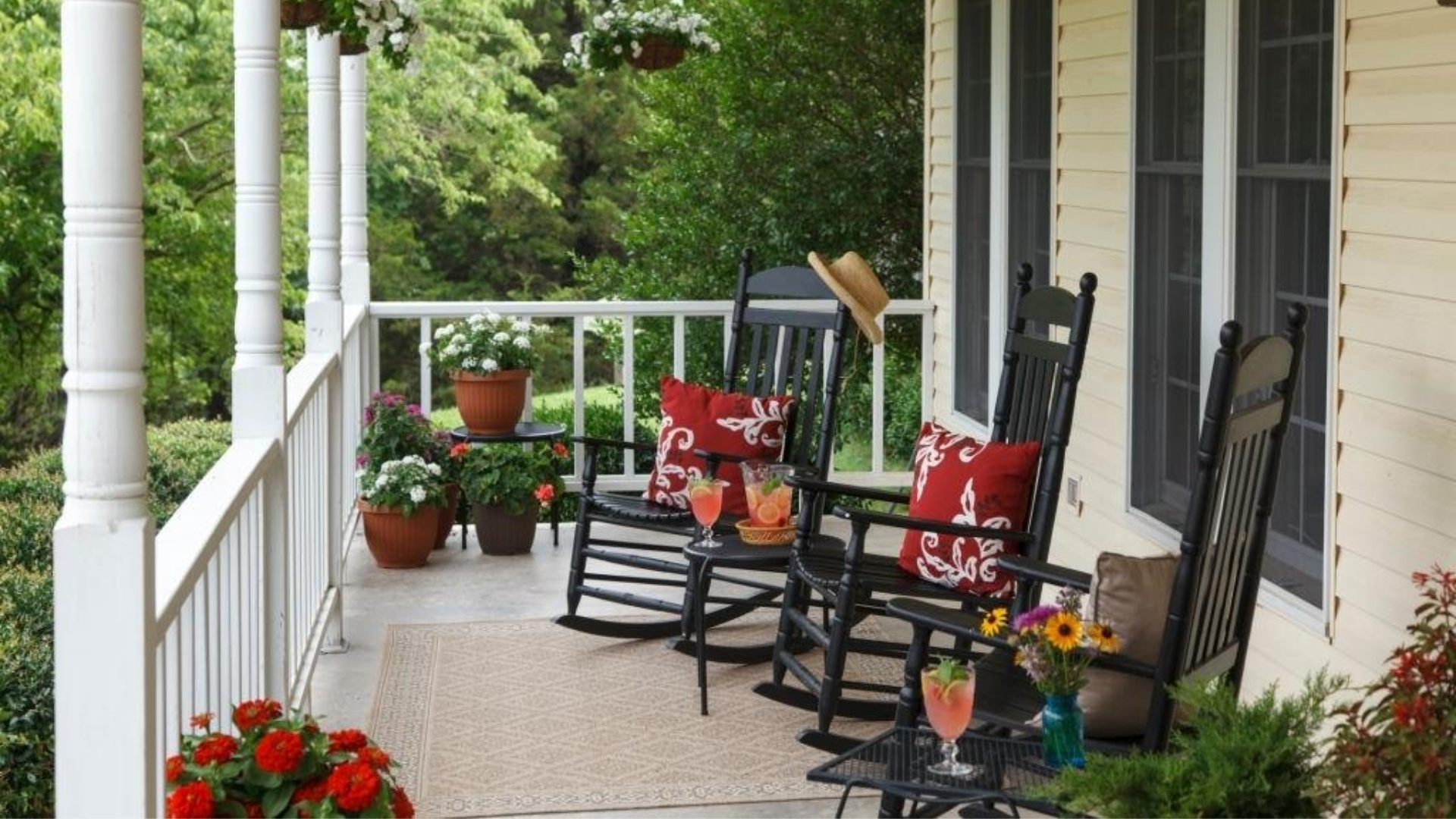 mcdermott remodeling front porch decor