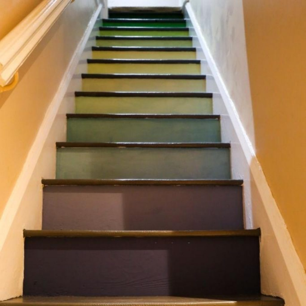 mcdermott remodeling stair painting
